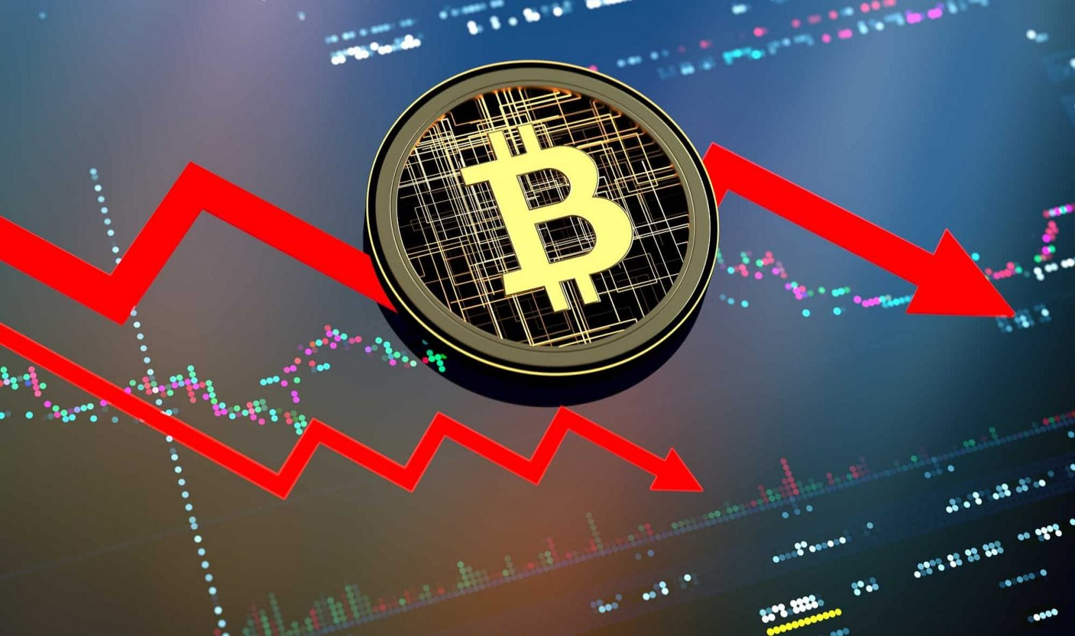 Fasten Your Seatbelts, Bitcoin is Down!
